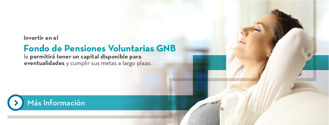 Pensiones Voluntarias GNB